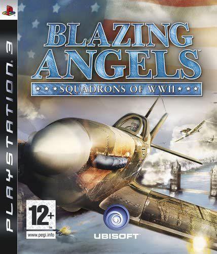 Jogo PS3 Usado Blazing Angels: Squadrons of WWII