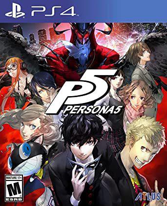 Jogo PS4 Usado Persona 5