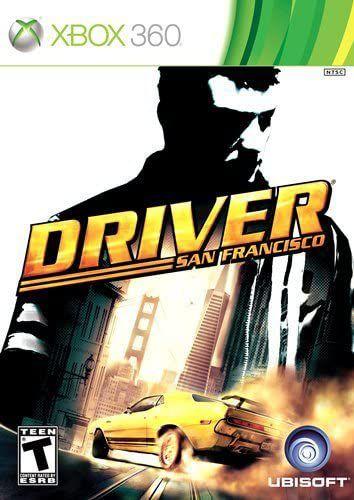 Jogo XBOX 360 Driver San Francisco