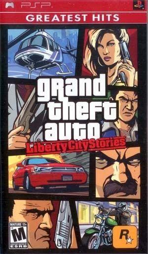 Jogo PSP Usado Grand Theft Auto Liberty City Stories