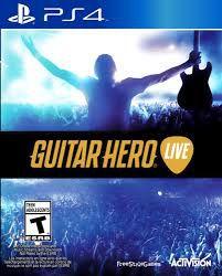 Jogo PS4 Usado Guitar Hero Live