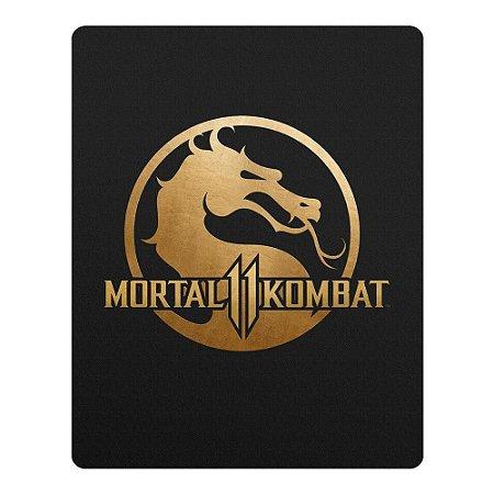Jogo PS4 Usado Mortal Kombat 11 Steelbook