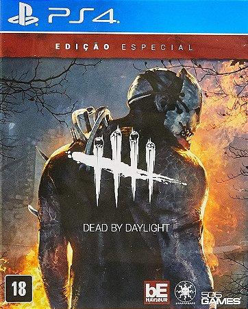 Jogo PS4 Novo Dead By Daylight