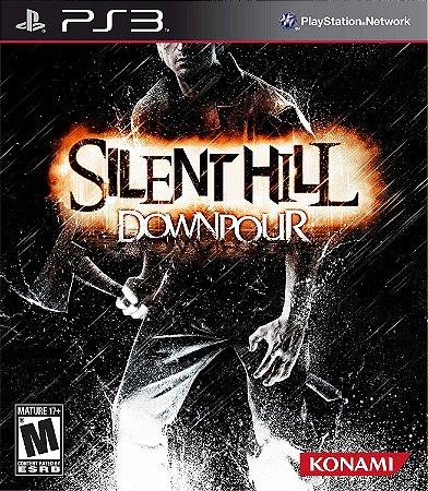 Jogo PS3 Usado Silent Hill Downpour
