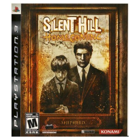 Jogo PS3 Usado Silent Hill Homecoming
