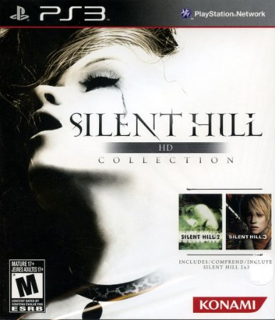 Jogo PS3 Usado Silent Hill HD Collection