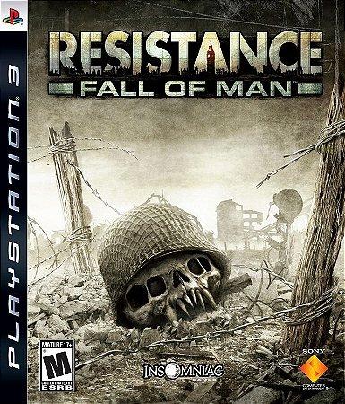 Jogo PS3 Usado Resistance Fall of Man