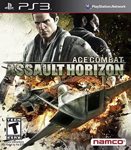 Jogo PS3 Usado Ace Combat: Assault Horizon