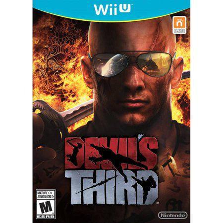 Jogo WiiU Novo Devil's Third