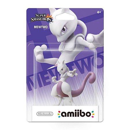 Amiibo Novo Mewtwo Super Smash Bros