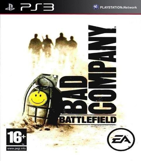 Jogo PS3 Usado Battlefield: Bad Company