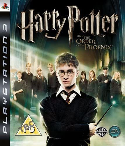 Jogo PS3 Usado Harry Potter and the Order of the Phoenix