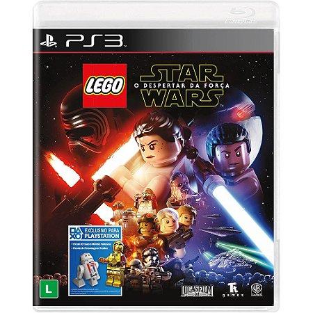 Jogo PS3 Usado LEGO Star Wars O despertar da força