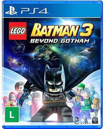 Jogo PS4 Usado LEGO Batman 3 Beyond Gotham