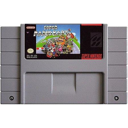 Jogo SNES Usado Super Mario Kart