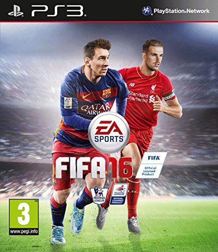 Jogo PS3 Usado FIFA 16