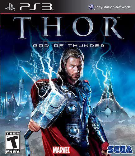 Jogo PS3 Usado Thor: God of Thunder
