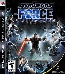 Jogo PS3 Usado Star Wars The Force Unleashed