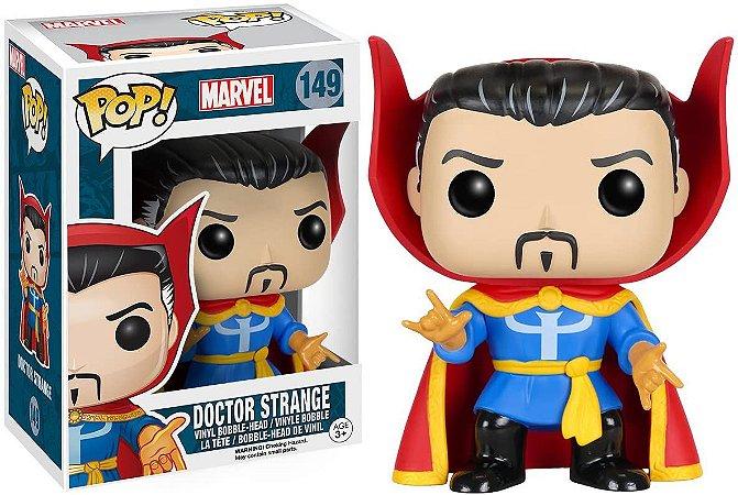 Pop Funko 149 Doctor Strange Marvel