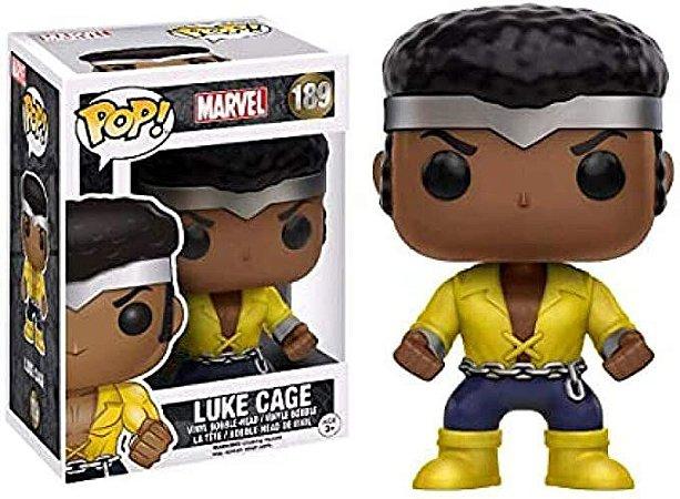 Pop Funko 189 Luke Cage Marvel