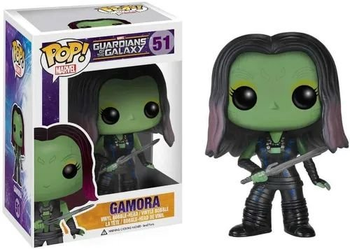 Pop Funko 51 Gamora Guardians of the Galaxy