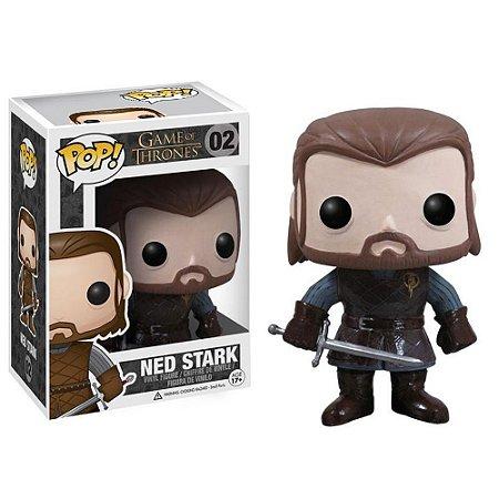 Pop Funko 02 Ned Stark Game of Thrones