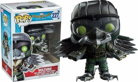 Pop Funko 227 Vulture Spider-Man Homecoming