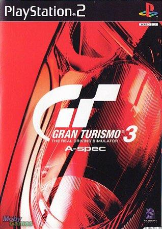 Jogo PS2 Usado Gran Turismo 3 A-Spec
