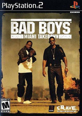 Jogo PS2 Usado Bad Boys Miami Takedown