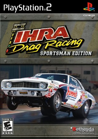 Jogo PS2 Usado IHRA: Drag Racing Sportsman Edition