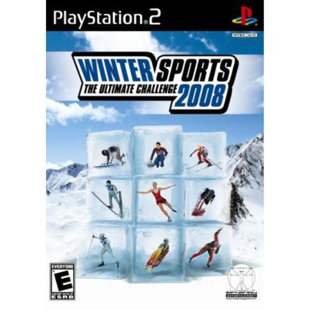 Jogo PS2 Usado Winter Sports 2008
