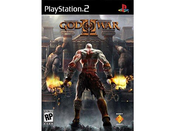 Jogo PS2 Usado God of War II