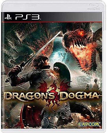 Jogo PS3 Usado Dragon's Dogma