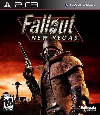 Jogo PS3 Usado Fallout New Vegas