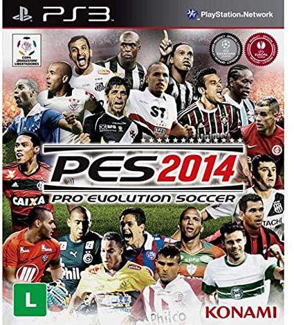 Jogo PS3 Usado PES 2014