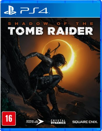 Jogo PS4 Usado Shadow Of The Tomb Raider