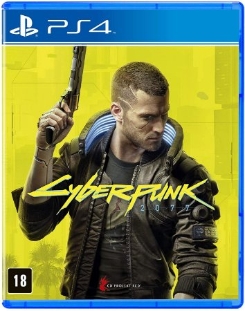 Jogo PS4 Usado Cyberpunk 2077