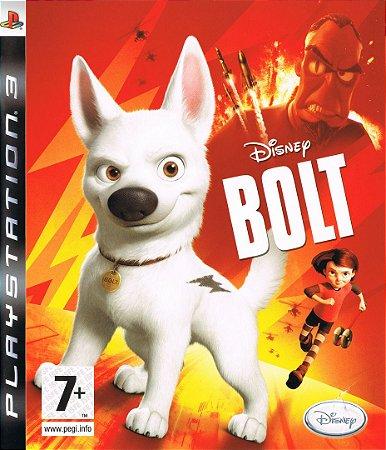 Jogo PS3 Usado Bolt