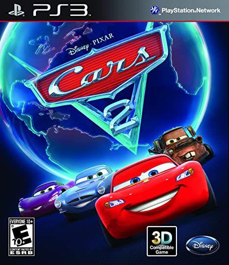 Jogo PS3 Usado Cars 2
