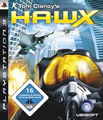Jogo PS3 Usado Tom Clancy's Hawx