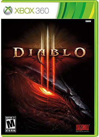 Jogo XBOX 360 Usado Diablo 3