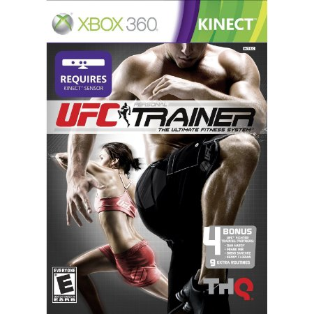Jogo XBOX 360 Usado UFC Personal Trainer