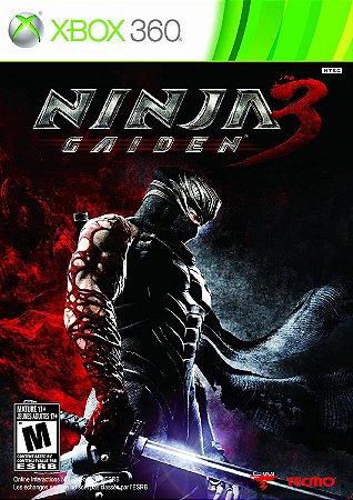 Jogo XBOX 360 Usado Ninja Gaiden 3