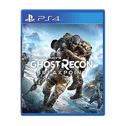 Jogo PS4 Usado Tom Clancy's Ghost Recon Breakpoint