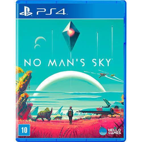 Jogo PS4 Usado No Man's Sky