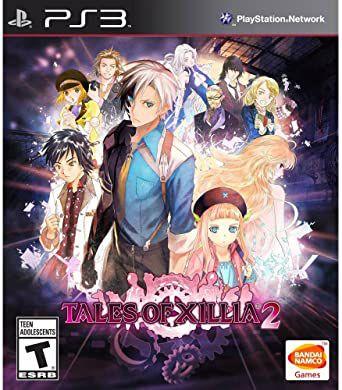 Jogo PS3 Usado Tales of Xillia 2