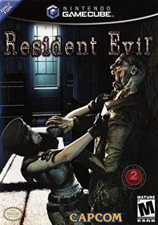 Jogo GameCube Usado Resident Evil