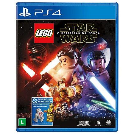 Jogo PS4 Usado LEGO Star Wars o despertar da força