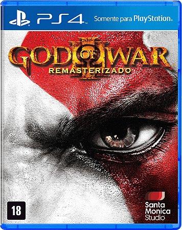 Jogo PS4 Usado God of War 3 Remasterizado
