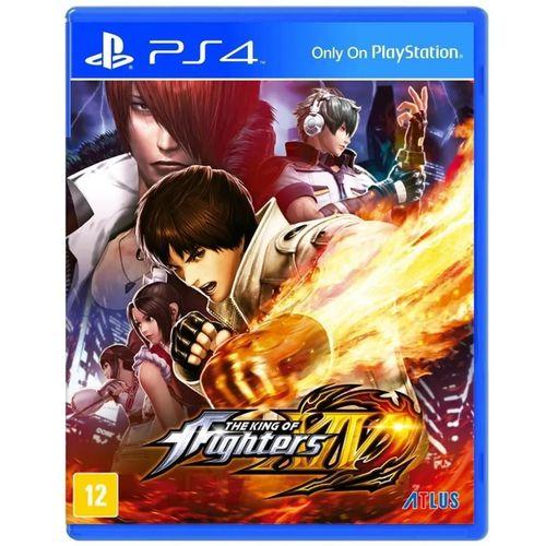Jogo PS4 Usado King of Fighters XIV